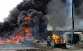 México: Explosión de almacén pirotécnico deja 14 muertos