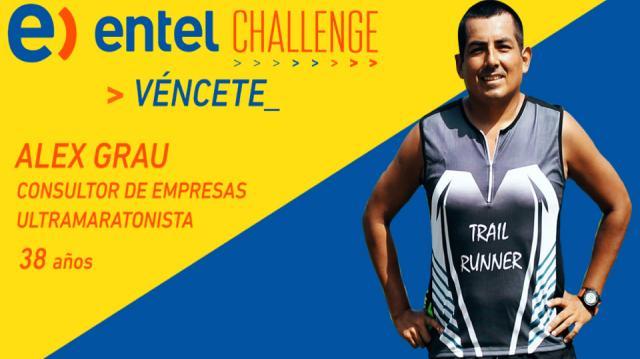 Alex Grau: El running es mi recarga diaria de energía