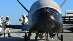 Dron espacial de EE.UU. volvió tras misteriosa misión de 2 años