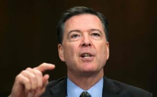 James Comey, el poderoso jefe del FBI despedido por Trump