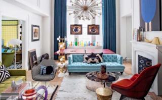 Piezas para lograr un estilo 'happy chic' en tu sala