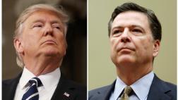 ¿Qué dice la carta con la que Trump despidió al jefe del FBI?