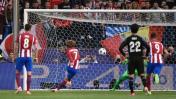 Griezmann: gran definición, pero gol con suspenso [VIDEO]
