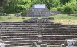 Ciudad de la edad Media es desenterrada por arqueólogos en Roma