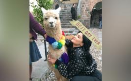 Kylie Jenner: la socialité visitará Machu Picchu