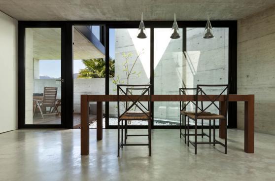 Cinco motivos para elegir los pisos de cemento pulido en casa