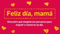 Día de la madre: ¿Qué regalo le darás a mamá este domingo?