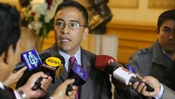 """Vieira critica a Letona: """"Nunca fue a visitar a Fujimori"""""""