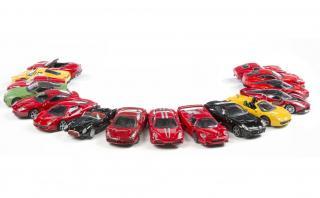 El Comercio lanza colección de autos de la marca Ferrari