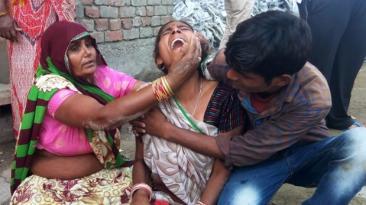 Boda terminó en tragedia: 24 muertos dejó derrumbe de muro