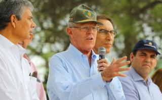 """PPK: """"Yo sigo la ley y no estoy evaluando indulto a Fujimori"""""""