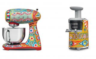 Te enamorarás de los electrodomésticos de Dolce & Gabbana