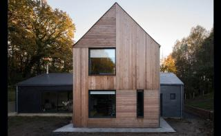 Casa que inspira: Simple elegancia en 220 m2