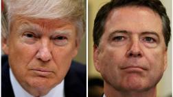 """Trump: """"Comey es un fanfarrón que dejó al FBI en caos"""""""