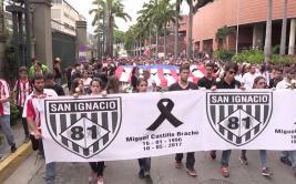 """Capriles en marcha: """"Este gobierno no ofrece más que muerte"""""""