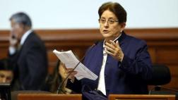 """Alcorta: poner el tema Fujimori en agenda hizo """"perder tiempo"""""""