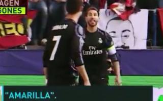 La polémica sugerencia de Sergio Ramos a Cristiano Ronaldo