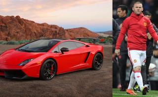 Los increíbles autos de los 'cracks' del Manchester United
