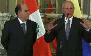 """PPK: situación en Venezuela es """"tema número uno de América"""""""