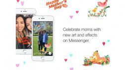 Facebook: llegan los filtros especiales por el Día de la Madre