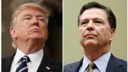 Trump advierte a ex jefe del FBI que no hable con la prensa