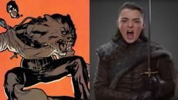"Maisie Williams de ""Game of Thrones"" llega al universo ""X-Men"""