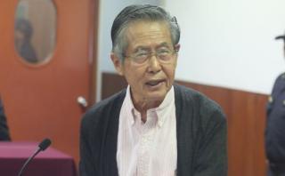 Hábeas corpus por Alberto Fujimori buscaría anular sentencia