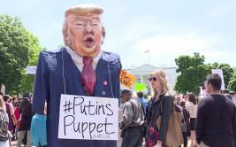 "Destitución de Trump es posible si está ""involucrado"" con Rusia"