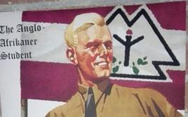 Sudáfrica: carteles nazis causan indignación en universidad