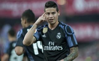 James Rodríguez tendría fecha de salida en el Real Madrid