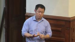 Kenji evitó hablar de hábeas corpus anunciado por su hermana