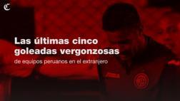 Cuando el fútbol peruano dio vergüenza a nivel internacional