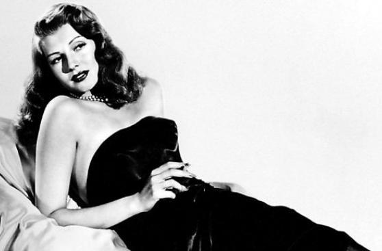 Historia congelada: Rita Hayworth, mayo de 1987