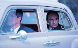 Pablo Neruda: cuatro episodios para una ficción desesperada
