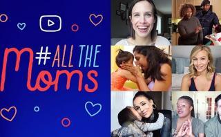 Las madres de YouTube saludan a sus compañeras por su día