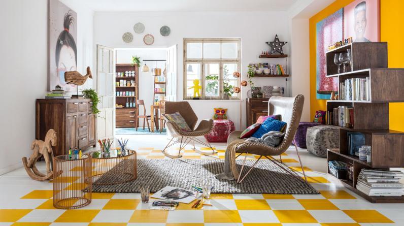 Se recomienda que los acentos de color ocupen entre 10% y 20% de cualquier ambiente de la casa. (Foto:Kare)