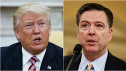 Trump niega haber exigido lealtad al ex jefe del FBI