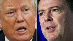 """Wikileaks ofrece US$ 100.000 por """"cintas"""" de Trump y Comey"""
