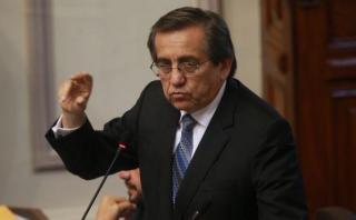 Del Castillo sobre Santana: Asesoría de Odebrecht no sucedió
