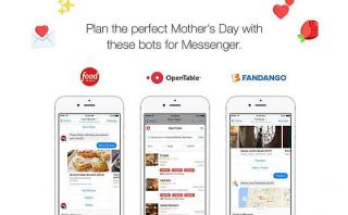 Facebook te ayuda a planificar un gran día junto mamá