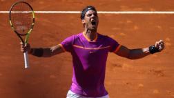 Nadal venció a Djokovic y jugará la final del Abierto de Madrid