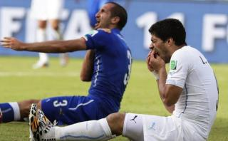 """Luis Suárez: """"No creía que aún me querían tras lo de Chiellini"""""""