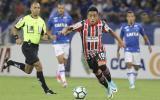 Con Cueva: Sao Paulo perdió 1-0 ante Cruzeiro por Brasileirao