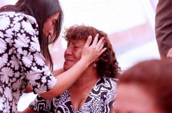 Día de la Madre en el penal de mujeres de Chorrillos [FOTOS]