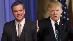 A Damon le preocupa actitud de Trump frente a Corea del Norte