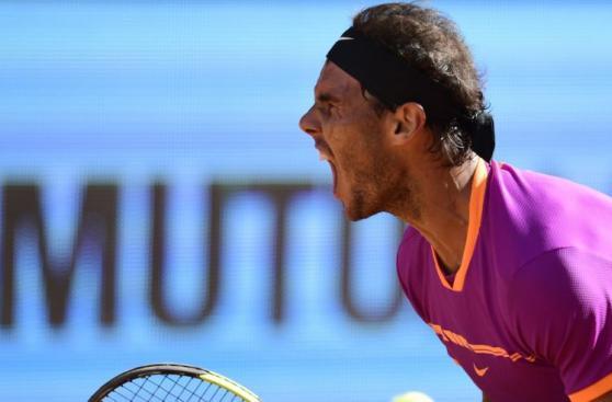 Rafael Nadal y su categórico triunfo sobre Djokovic en imágenes
