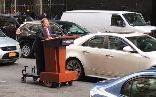 La genial parodia al secretario de prensa de la Casa Blanca