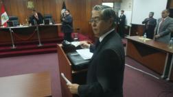 Aguinaga afirma que salud de Fujimori evoluciona positivamente