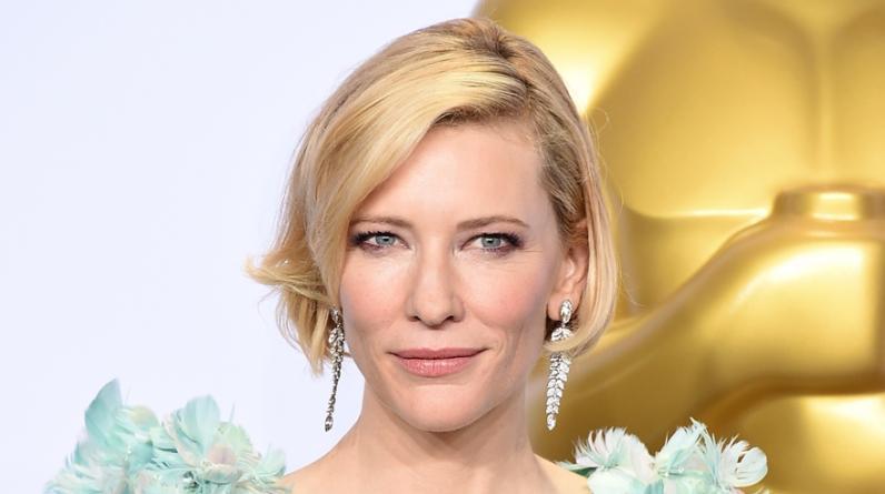 Cate Blanchett cumple 48 años este domingo 14 de mayo. (Foto: AP)