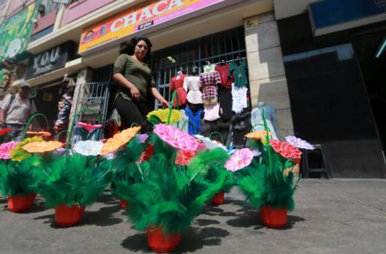 Día de la Madre: así vive Gamarra esta especial fecha [FOTOS]